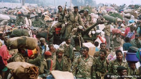 Goma-Gisenyi Juillet 1994