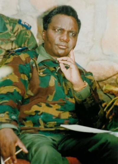 General Habyalimana