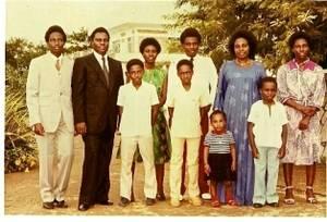 famille habyalimana