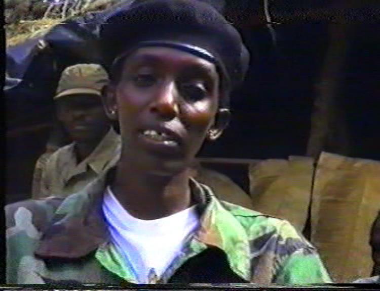 Lt Col Rose Kabuye