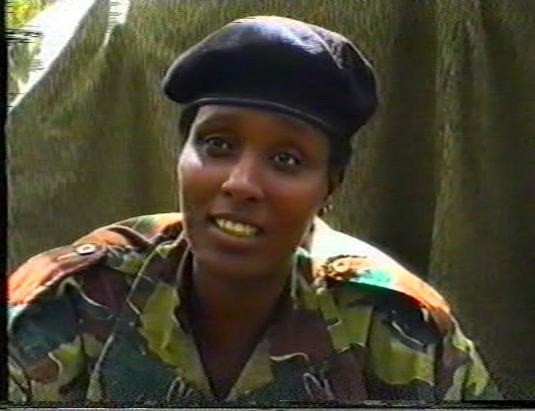 Major Doreen Kayitesi