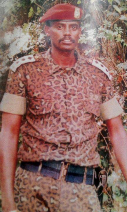 capitaine vedaste Kayitare