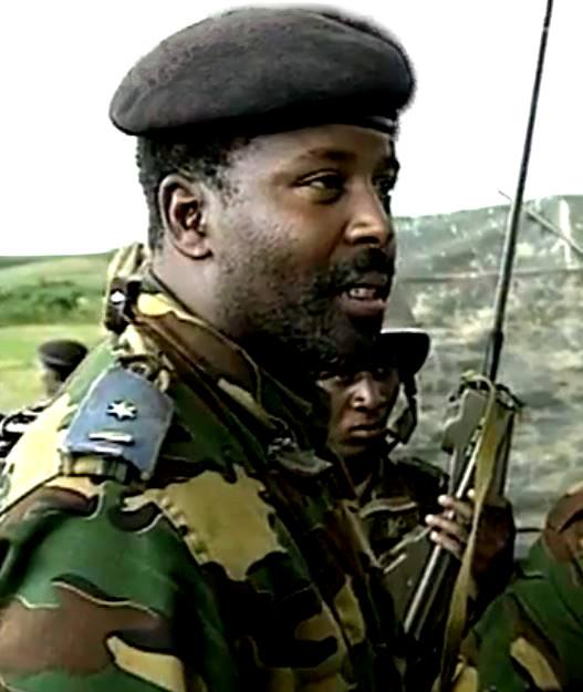 Nyakwigendera Lt Col BEMS Ildephonse Rwendeye