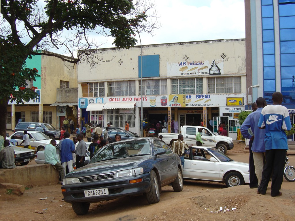Inzu ya Kabuga muri Quartier Commercial i Kigali