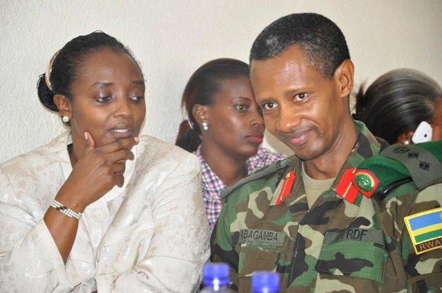 Kongere Ya Fpr Lt Col Rose Kabuye Mary Baine N Abandi Batanzwe Ngo