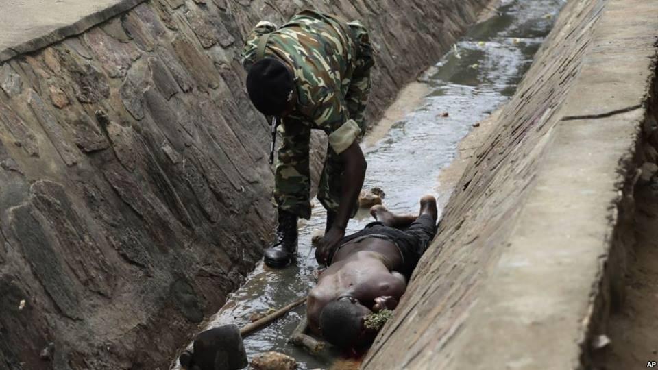kwica Burundi