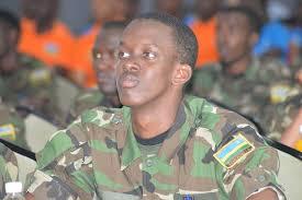 Ian Kagame ari mu ngando