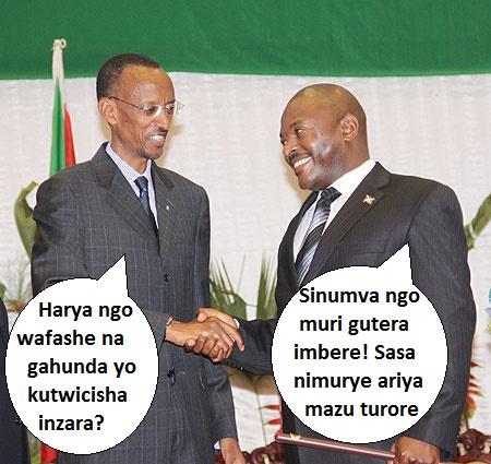 kagame Nkurunziza