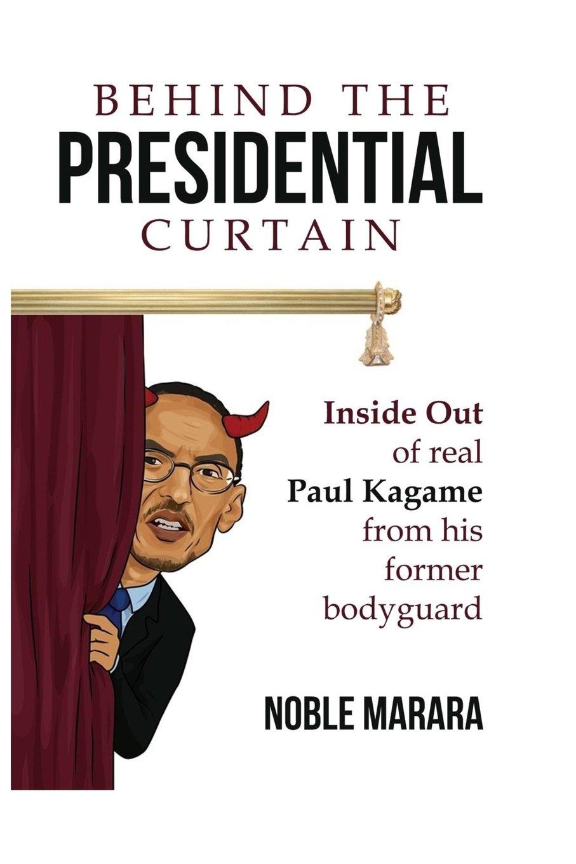 Curtain behind the curtain book - At