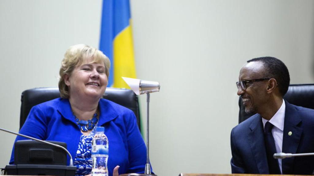 Norway's puzzling relationship with Rwanda   Therwandan