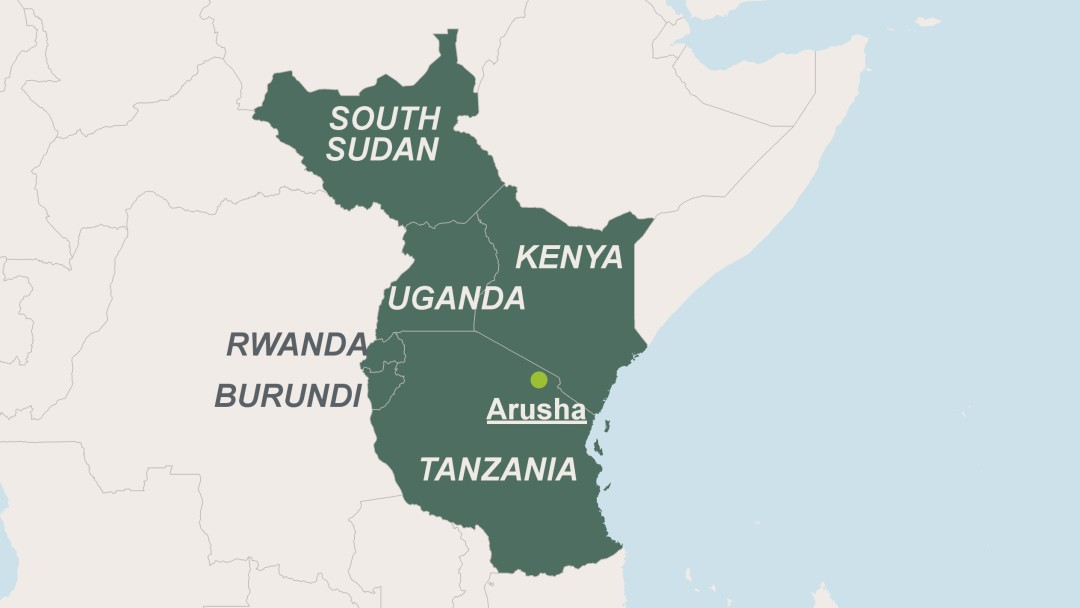 The East African Community Eac Should Overdraw The Rwandan